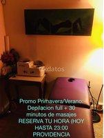 masajes relajantes depilación profesionales provid