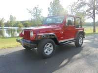 Jeep Wrangler X 4WD 2dr SUV 2002