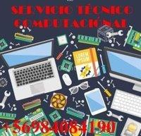 SERVICIO TÉCNICO COMPUTACIONAL NOTEBOOKS PC´S
