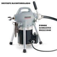 GASFITER ALCANTARILLADOS EL QUISCO 992221040