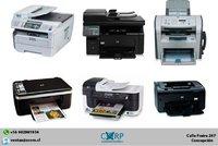 Reparación de impresoras y Plotters de impresión