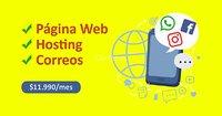 Diseño Página Web | Plan $11.990/mes