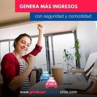 Solicitamos reclutadores en todo Cile