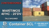Contenedores Marítimos en Punta Arenas