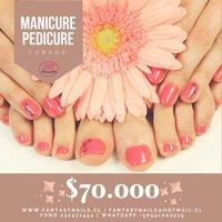 El curso manicure-pedicure