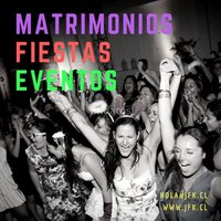 DJ para Matrimonios, Fiestas y Eventos