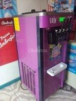 Vendo máquina para hacer helados soft