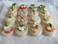banquetes fiestas canape brochetas empanaditas
