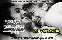 AMARRES DE PAREJAS, CURACIONES DE MALES