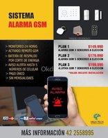 Alarma GSM Hogar o Empresa