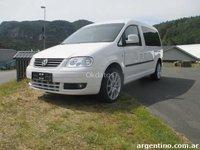 Venta urgente de mi carro Volkswagen Caddy Maxi