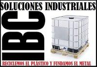 Retiros de envases usado / Tambores Bins 1000 LTS