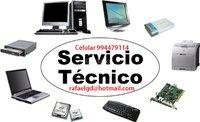 SERVICIO TECNICO COMPUTADORES NOTEBOOKS REDES