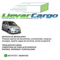 Llevar Cargo SERVICIO DE MENSAJERIA Traslado expre