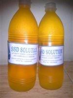 Compre la solución ssd química para limpiar notas