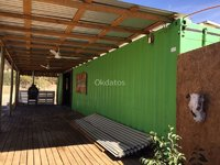 Container 40´ Transformado local Comercial