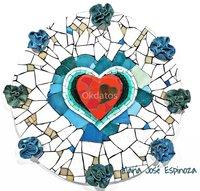 Taller de mosaico en Providencia