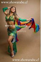 Show de Odaliscas Danza Árabe para Fiestas Eventos