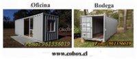 Container Bodega Talca, Bodega Metalica