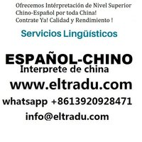 Traductor Chino Español En Beijing Shanghai China