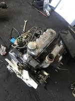 Venta de motores estacionarios Mitsubishi, Kubota