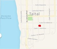 se vende casa en centro de TalTal