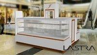 diseño y construccón de stand módulos para mall