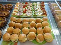 banquetes fiestas canapes brochetas minichurrascos