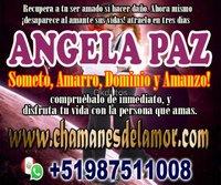 LECTURA DE TAROT Y AMARRES DE AMOR ANGELA PAZ