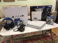 venta Ps4 Pro 1TB console con PlayStation VR $150