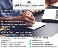 Asesoría Laboral