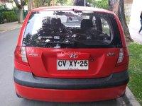 Vendo Hyundai Getz año 2011