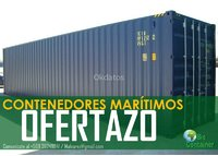 "Contenedor Marítimo Dry Van 20"" 40"" Pies Container"