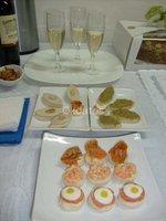banquetes santiago canapes brochetas empanaditas