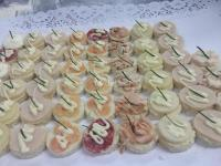 banquetes santiago brochetas canapes empanaditas