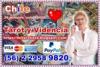 el tarot español a solo $8000 los 30min