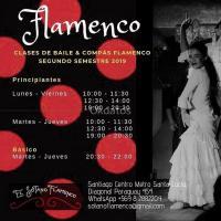 Clases de Baile & Compás Flamenco