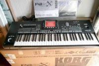 Korg Pa3x 61 teclado $800 doalres