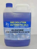 ssd químico y polvo de activación para limpiar not