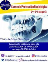 Curso de Protección Radiológica 2 y 3 categoría