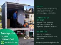 Transportes y Mudanzas en todo Santiago