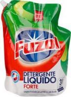 Detergente liquido 3L FUZOL doypack por mayor