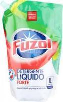 Detergente liquido 1L FUZOL doypack por mayor