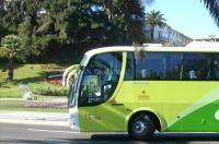 Arriendo de buses y van - viajes especiales