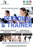Personal training.
