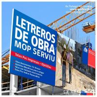 LETREROS DE OBRAS PARA CONSTRUCTORAS