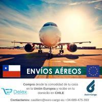 Envío de paqueteria de la Unión Europea a Chile