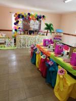 decoracion para cumpleaños, baby shower, bautizos