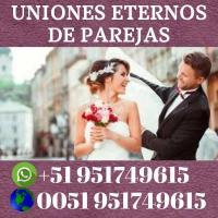 UNIONES ETERNOS DE PAREJAS