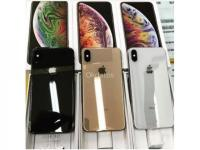 Apple iPhone XS $422 USD, XS Max $466 USD, X $333,